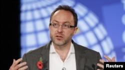 Jimmi Uels - Vikipedia asoschisi.