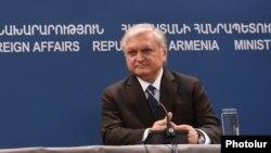 ՀՀ արտգործնախարար Էդվարդ Նալբանդյան
