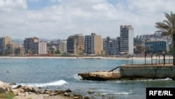 Sidon, in south Lebanon