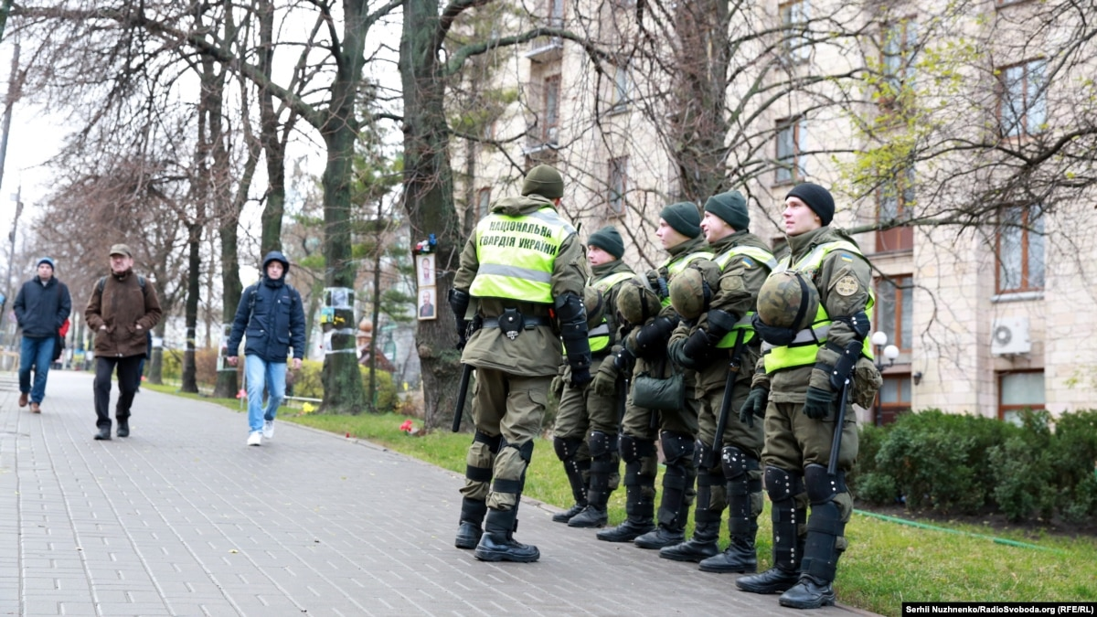 МВД: с 1 августа Нацгвардия будет патрулировать украинские населенные пункты