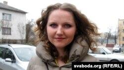 Belarus – Katsaryna Herasimchyk, youth activist. Hrodna