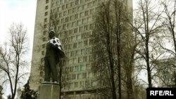 КДУның татар факультеты урнашкан бина