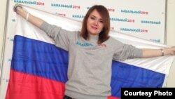Лилия Чанышева. Архивное фото