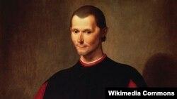 Портрет Никколо Макиавелли работы Санти ди Тито