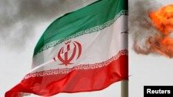 Иран туы (Көрнекі сурет)