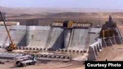 مشروع بناء سد خاصه جاي في كركوك