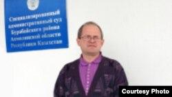 Баптист Сергей Голованенко. Фото с сайта Voiceofsufferers.org.