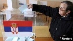 Голосування на дочасних виборах у Сербії, Косово, 16 березня 2014 року