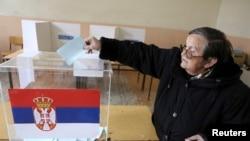 Glasanje u Mitrovici