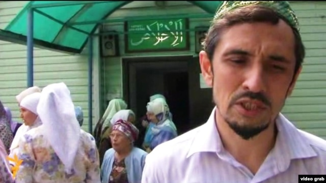 Rustem Safin, imam of Al-Islah mosque in the republic of Tatarstan's capital, Kazan