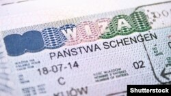 Poland - Visa schengen, Shutterstock