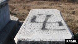 Priština: Oskrnavljeno Jevrejsko groblje