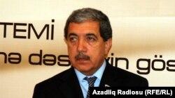 Dövlət İqtisad Universitetinin rektoru Şəmsəddin Hacıyev