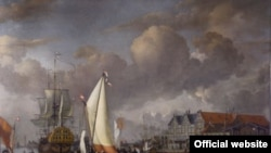 Stolen Dutch Paintings Resurface In Eastern Ukraine