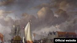 Stolen Dutch Paintings Resurface In Eastern Ukraine