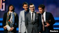 """Grupi Fun ka marr dy çmime, """"Kënga e Vitit"""" dhe """"Artisti më i mirë i vitit"""""""