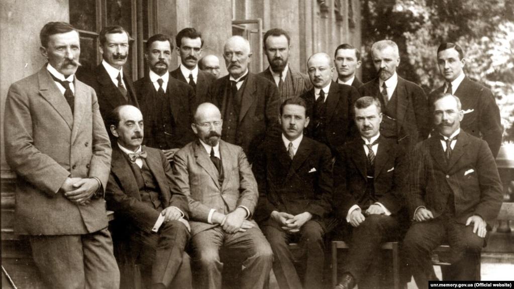 З'їзд керівників українських дипломатичних місій і посольств у Відні, 1919 рік
