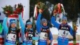 Австрия обвинила российских биатлонистов в употреблении допинга