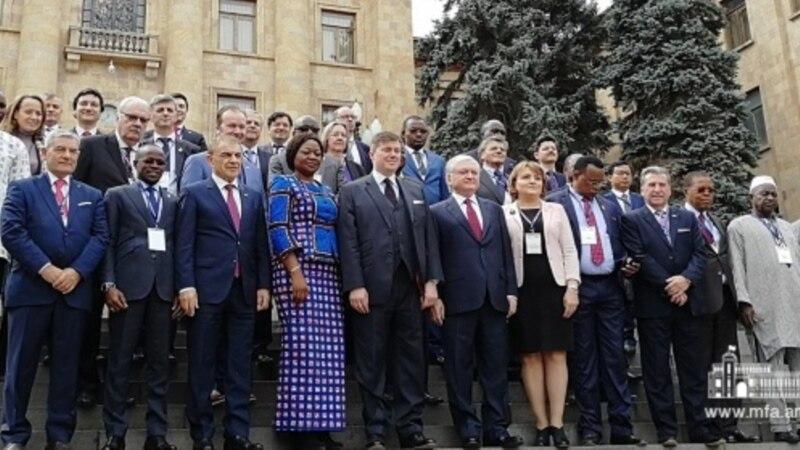 Երևանում գումարվեց Ֆրանկոֆոնիայի ԽՎ քաղաքական հարցերով հանձնաժողովի նիստը
