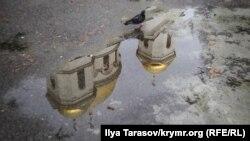 UKRAINE - rain, 14Sep2018