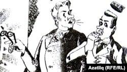 Көрнекі карикатура