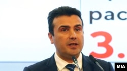 Премиерот Зоран Заев