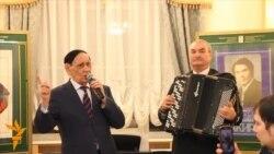 """""""Калеб"""" яшьләре Илһам Шакиров белән очрашты"""