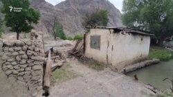 Жители приграничных таджикских сел подсчитывают ущерб