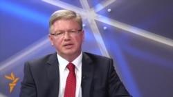 Єврокомісар Фюле в інтерв'ю Радіо Свобода (Частина третя)