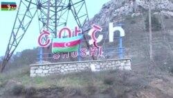 Qarabağdakı erməni rejimi Şuşanı itirdiyini, Azərbaycan ordusunun Xankəndinə yaxınlaşdığını deyir