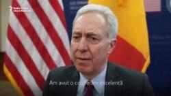 Ambasadorul SUA: Kovesi, pe deplin calificată pentru funcția de Procuror European