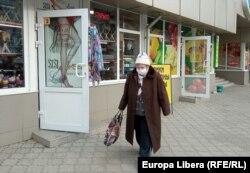 În Tiraspol la cumpărături