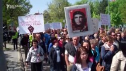 Protestna šetnja u Banjaluci