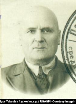 Иосиф Данилович Береза, 1954 год