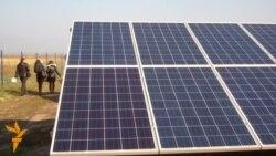 На Дніпропетровщині запрацювала одна з перших сонячних електростанцій
