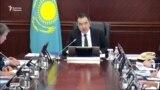 Назарбаевтың сыны және Сағынтаевтың алғысы