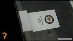 Քվեարկությունը Գյումրիում