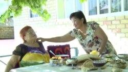 Орус эненин кыргыз кызы
