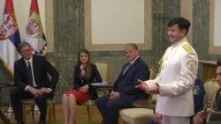 Президент Сербії прийняв із візитом хор Червоної армії – відео