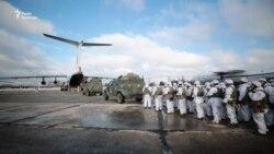 Десантно-штурмові підрозділи ЗСУ вилетіли на Донбас
