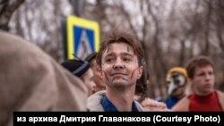 Первомайский перформанс томских художников