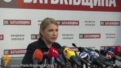 Я була у в'язниці, там особливо грошей не заробляють – Тимошенко