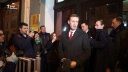 Алексей Навальный призвал бойкотировать выборы президента