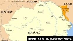 Moldova, România, Basarabia și RASSM în anii 1920