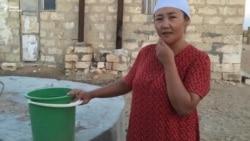 Жители Тущыкудыка жалуются на качество воды