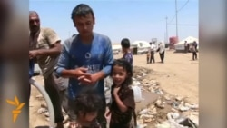 Iraqis Fleeing ISIL Fighting Find Refuge In Kurdistan