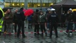 Германия: Миллатчи ҳайдовчи ҳужумида тўрт киши жабрланди