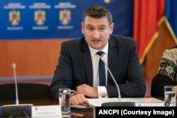 Fostul președintele al ANCPI, Laurențiu Alexandru Blaga