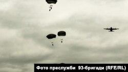 Международные военные учения Rapid Trident-2021