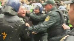 Видео с акции протеста 2 апреля. Часть 3